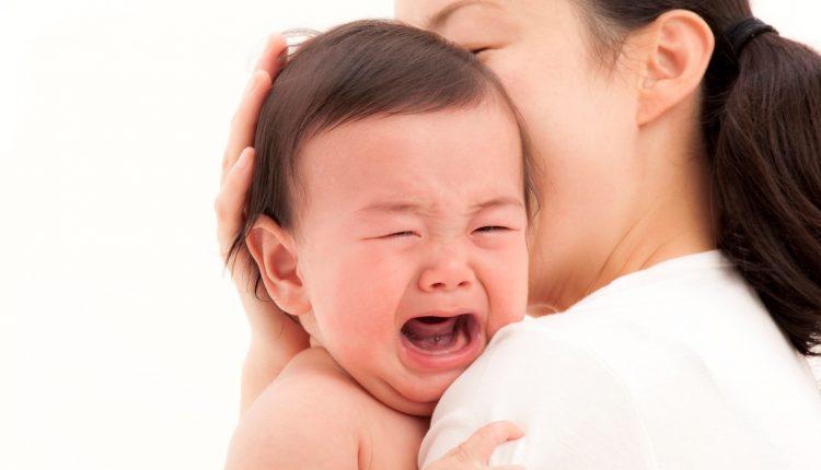 Sốt mọc răng: Các mẹ đừng nhầm lẫn