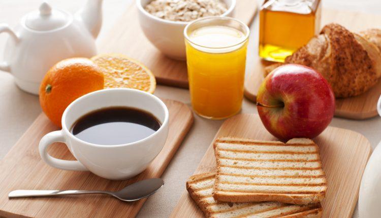 Bữa sáng dinh dưỡng cho con tới trường