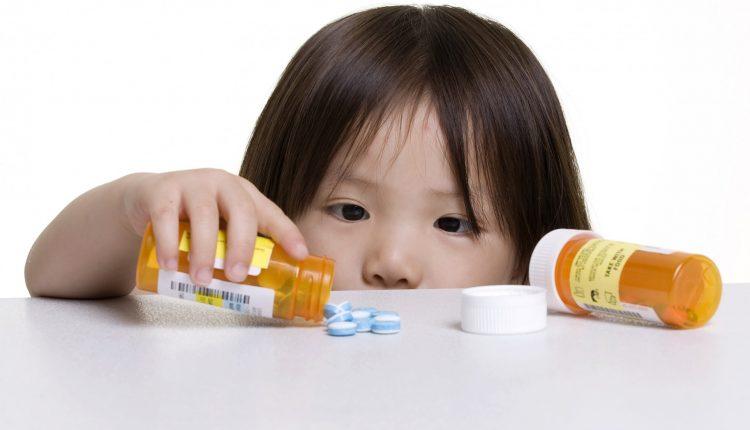 Các thuốc không dùng cho trẻ nhỏ