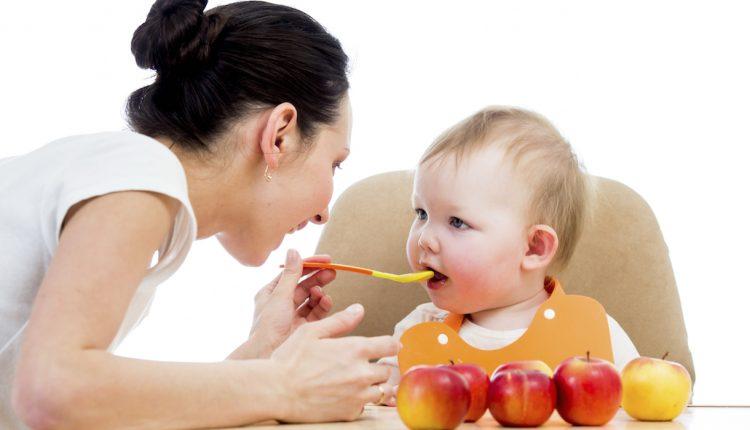 Công thức ăn dặm kiểu Nhật cho bé – Phần 1: Giai đoạn 5-6 tháng