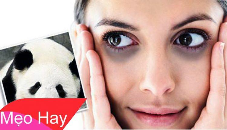 4 phương pháp hiệu quả mà đơn giản đánh tan quầng thâm mắt