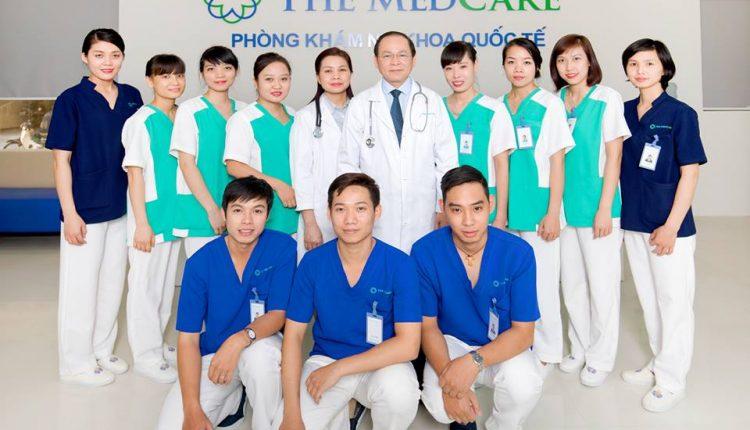 Phòng khám nhi khoa quốc tế The MedCare – Nơi trẻ em được quan tâm hàng đầu