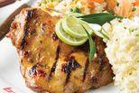 BBQ Chicken @ Wangsa Walk