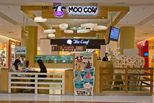 Moo Cow Frozen Yogurt @ Sunway Pyramid