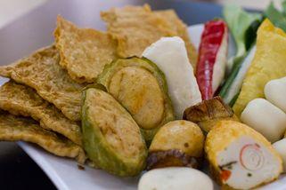 Eat & Happy Yong Tau Foo @ 1 Utama