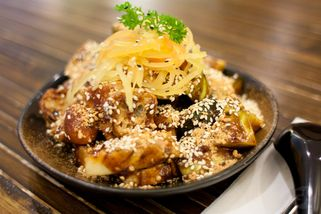Simple Life Healthy Vegetarian Restaurant @ Solaris Mont Kiara