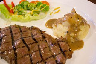 Meat U Here Steak House