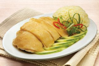 The Chicken Rice Shop @ Giant Kelana Jaya