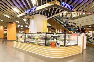 ROYCE' @ The Gardens Mid Valley