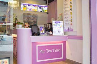 Par Tea Time