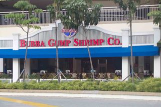 Bubba Gump Shrimp Co. @ Citta Mall