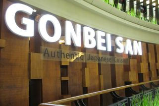 Gonbei San