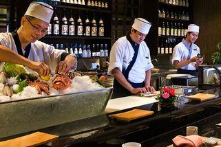 Eyuzu Japanese Cuisine @ Eastin Hotel