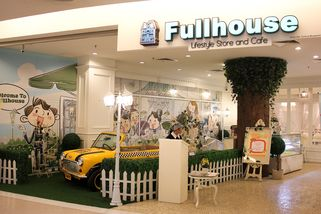 Fullhouse Theme Cafe @ Sunway Pyramid