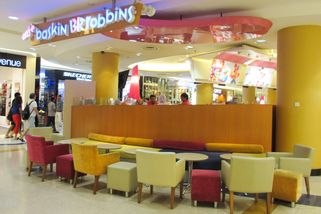 Cafe Baskin Robbins @ Sunway Pyramid (G1.121)