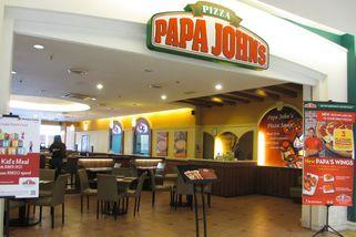 Papa John's Pizza @ Sunway Pyramid