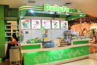 Daily Fresh @ Sunway Pyramid (F1.K1)