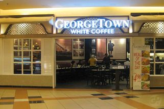 Georgetown White Coffee @ Sunway Pyramid