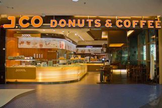 J.Co Donuts & Coffee @ Sunway Pyramid