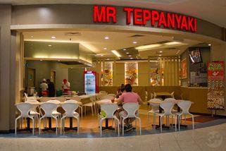 Mr. Teppanyaki @ Sunway Pyramid