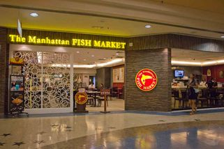 The Manhattan Fish Market @ Sunway Pyramid