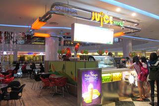 Juice Works @ Sunway Pyramid
