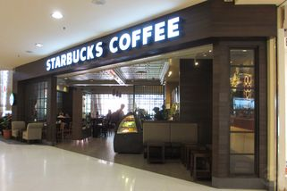 Starbucks Coffee @ Sunway Pyramid (GF1.110)