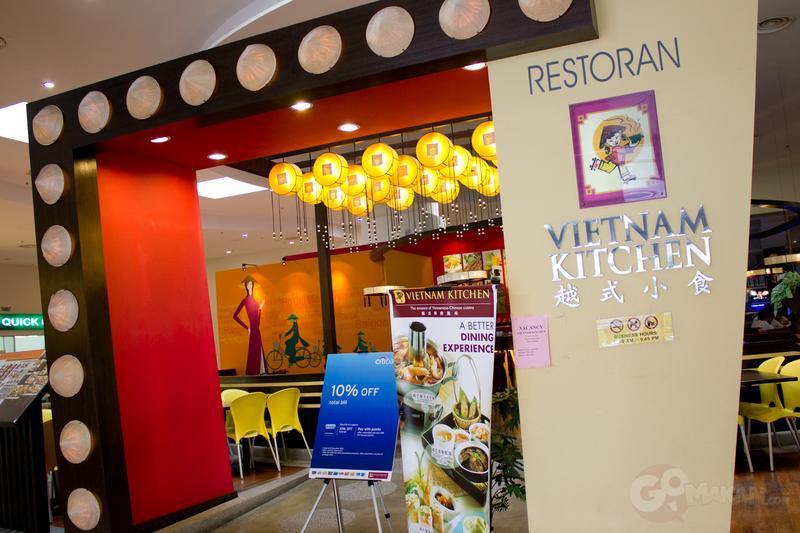 Vietnam Kitchen Cheras Leisure Mall Gomakan