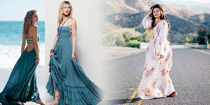 Trendy Maxi Dresses to Wear!!!