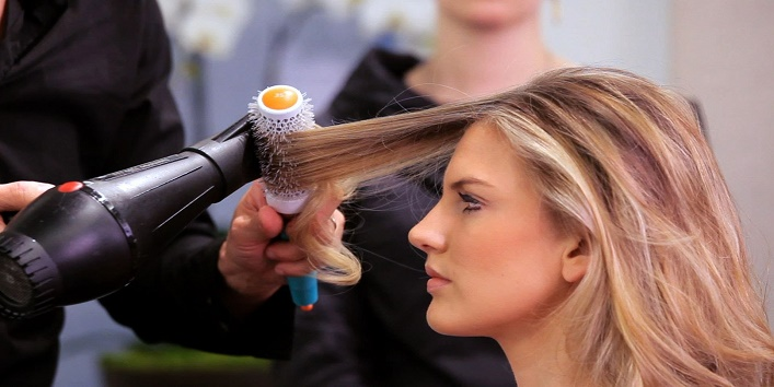 Avoid blow dry