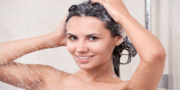 Avoid over-shampooing