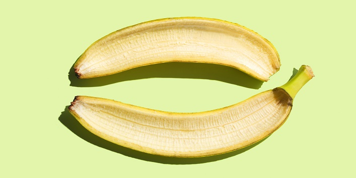Ways to Use the Banana Peel for Treating Skin Problems