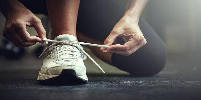 Tie your shoelaces in the right way