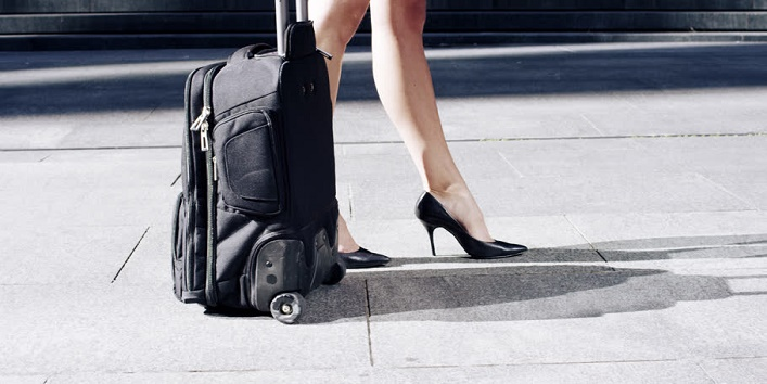 Carry your bag proportionately