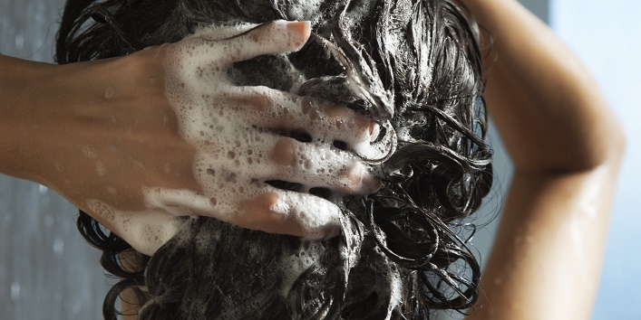 Avoid using harsh shampoos