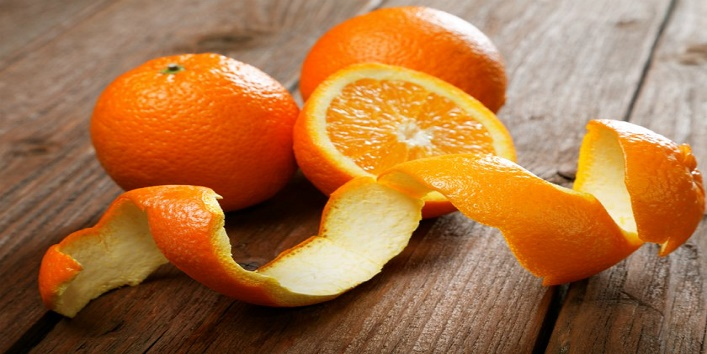Ways to use orange peel for hair care