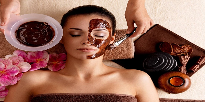 Chocolate Peel off Mask for Glowing Skin