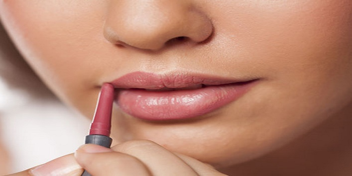 Lip liner can be used for more than just lining the lips