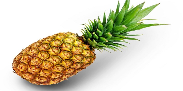 Pineapple and honey