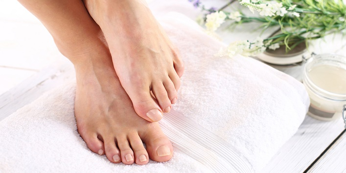 Make your feet softer