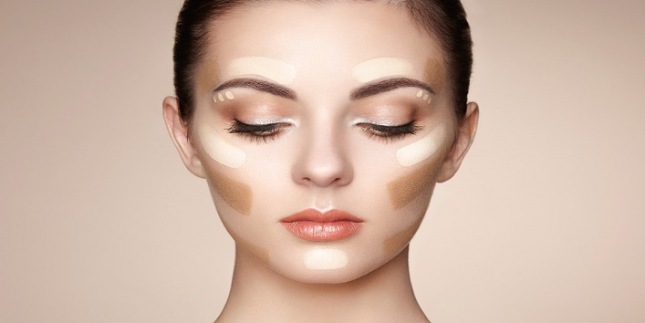 One of the best beauty hacks for contouring