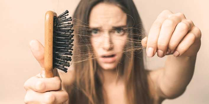 Another of Harmful Effects of Skipping Breakfast is Hair Loss