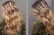 Create Loose Waves Using Curling Iron