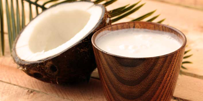 Coconut milk detox