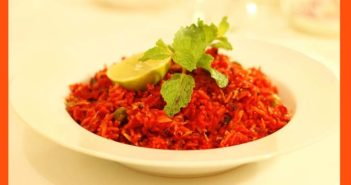 Red Rice Khichdi Recipe