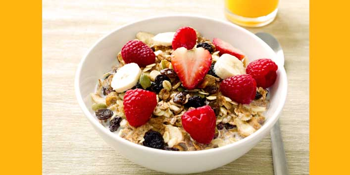 Include Oats in Your Breakfast because