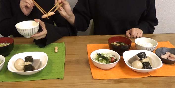 Never Pass Food From Chopsticks To Chopsticks