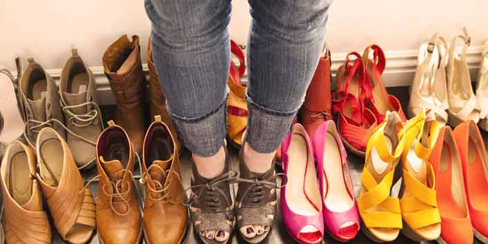 Types of Girls Footwear