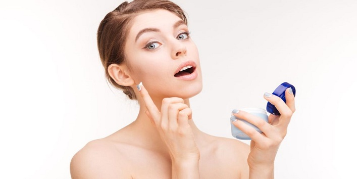 Use water-based moisturizers