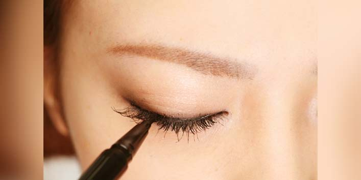 Customize Your Eyeliner Colors